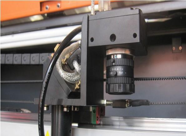 CCD精准激光切割机视频