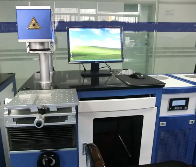 yag diodle laser marking machine