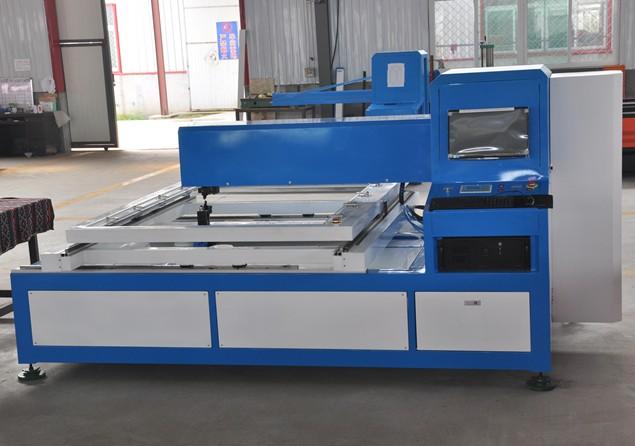 CO2 laser die cutting machine