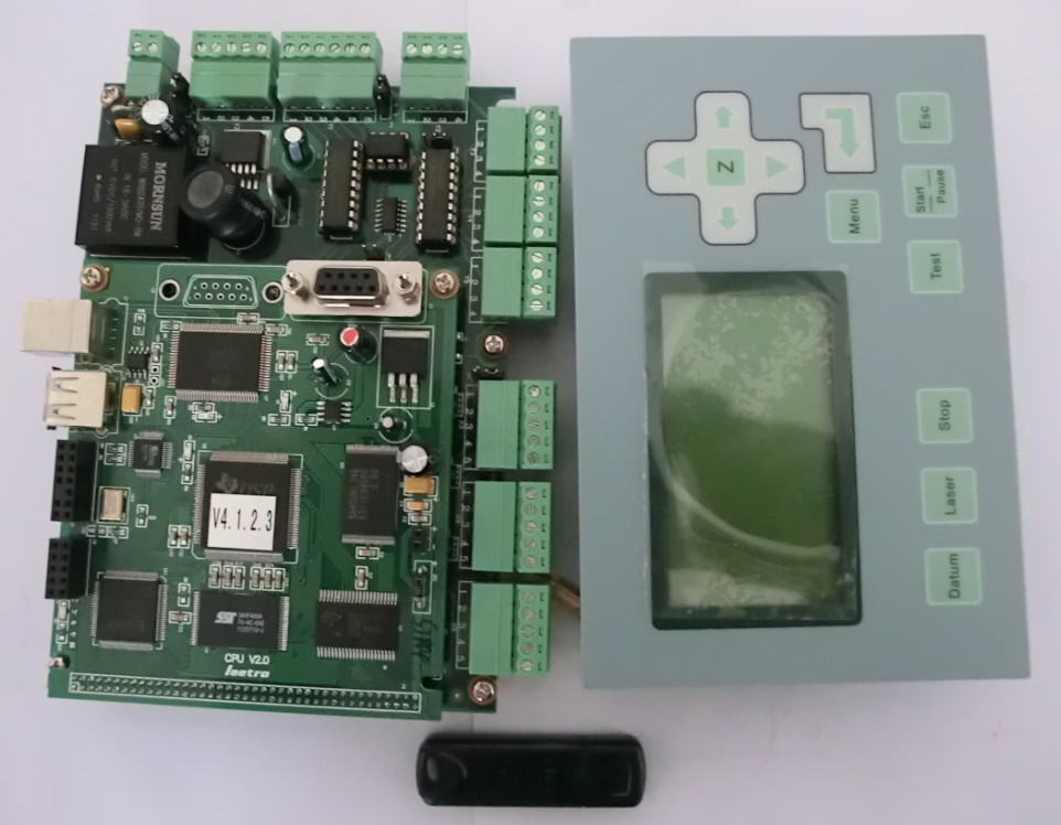 Mpc6515 Leetro Laser Engraving And Cutting Controller