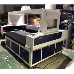 自动送料全景CCD切割机