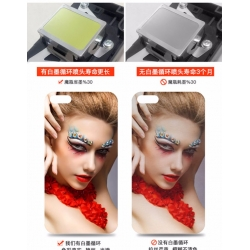 A3 textile printing UV printer