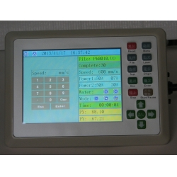PH color touch screen co2 laser cutting & engraving controller