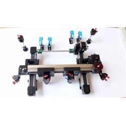 彩色精准二氧化碳激光切割机配件