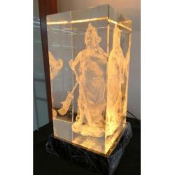 3D laser engraving machine IM3D304015