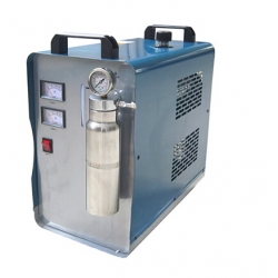 Water hydrogen flame machine