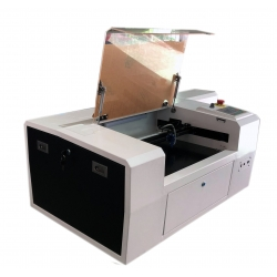 top quality mini desktop laser engrave machine 5030 40w