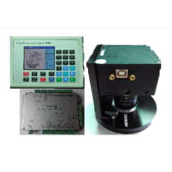AWC608C2 CCD co2 laser cutting machine controller