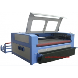 Auto feeding laser cutting machine 1610 1810
