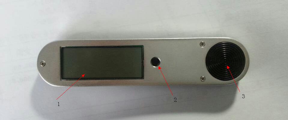 Laser Power Meter : Handheld co laser power meter