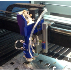 1390 metal co2 laser cutting machine