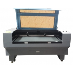 double head express laser engraving and cutting machine 1280 1390 1610