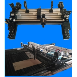 flat co2 laser cutting machine mechanical parts whole kit