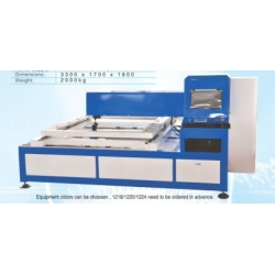 Laser die cutting machine