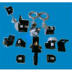 Co2 laser machine optical parts