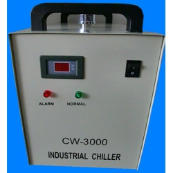 chiler for engrave machine