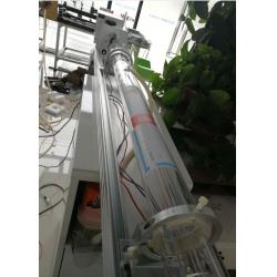 diy 玻璃管co2激光打标机
