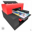 A3 Smart UV Flatbed Printer